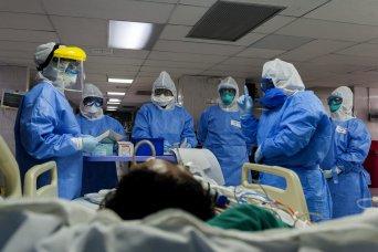 CSIF reclama a la Consejería de Sanidad que se refuercen los sanitarios COVID