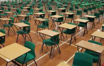Distribución por aulas Examen Auxilio Judicial