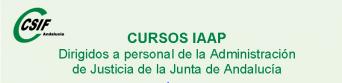 Cursos del IAAP para personal de Justicia (1er. cuatrimestre 2020)