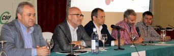 CSIF-A analiza la actual situación del sistema educativo y trabaja sobre propuestas de futuro en unas jornadas para delegados