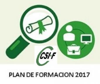 Plan de Formación del Personal Laboral al servicio de la Administración de Justicia 2017