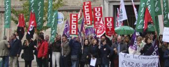 La Junta de Personal exige más plazas de alumnado y profesorado en los conservatorios de la provincia