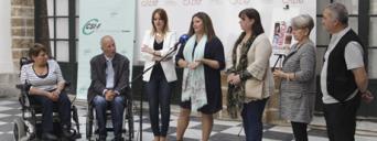 Presentación de MUMOCA en Diputación