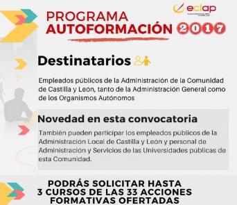 programa autoformacion 2017 eclap