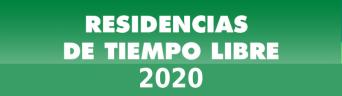 Residencias de Tiempo Libre Andalucía 2020