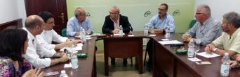 CSIF-A insiste al PSOE en la necesidad de reactivar la Concertación y en diseñar un Pacto Andaluz por el Empleo para luchar contra el paro