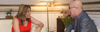 """Heredia le traslada a la presidenta de la Junta """"la importancia de reactivar la economía con un renovado Diálogo Social"""""""