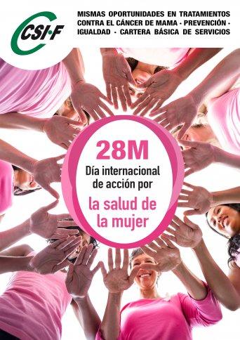 28 de mayo, Día Internacional de Acción por la Salud de la Mujer