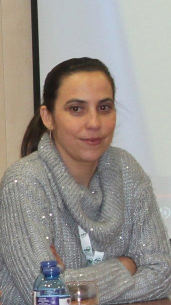 Silvia Sanchis, presidenta provincial CSI·F Administración General del Estado en Valencia