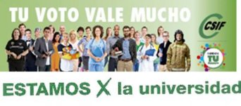 CSIF solicita a la Universidad de Murcia (UMU)
