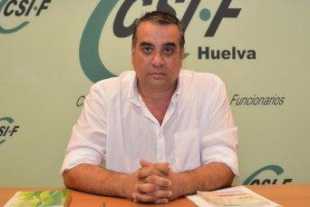 Antonio Tomás Martín, nuevo delegado nacional de CSIF en Tragsa.