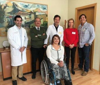 Representantes del sector de Sanidad de CSIF en la Región de Murcia se reúnen con la Dirección del hospital de Cieza