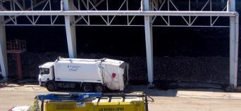 Planta de reciclaje de Alhendín