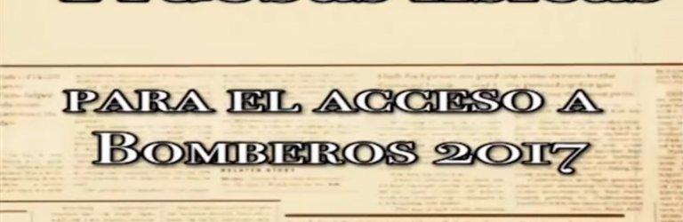 Pruebas físicas 2017 - Bomberos Ayuntamiento de Madrid