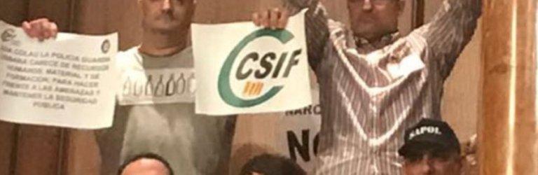 Pleno Ayuntamiento de Barcelona 27/04/2018 - CSIF Ayuntamiento de Barcelona.