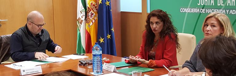 CSIF-A celebra el acuerdo que fija las 35 horas presenciales en el Sector Público por ser la garantía del sostenimiento del empleo