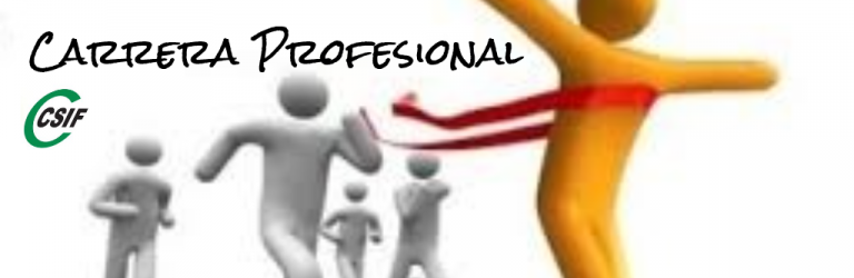 CSIF Carrera profesional
