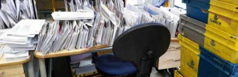 Consolidación de Empleo en Correos