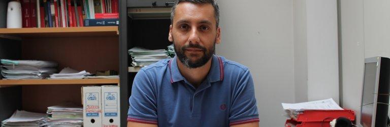 Ignacio Hernández, abogado de CSIF