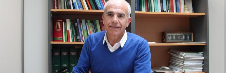 Mario Martín, responsable servicio jurídicos CSI·F Comunidad Valenciana