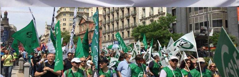 'Jubilación anticipada, Policía Local y Autonómica ¡Gobierno cumple ya!'