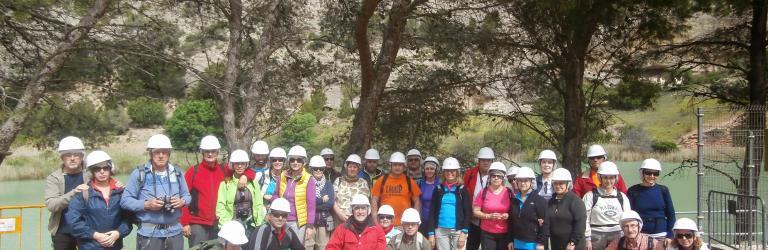 CSIF Granada: Senderismo 2016-2017