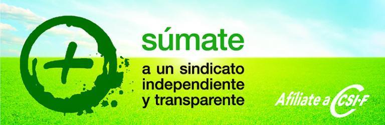 SÚMATE A CSIF