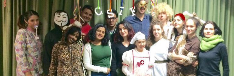 Fiesta Joven de Carnaval - II Jornadas de Igualdad CSI-F Madrid