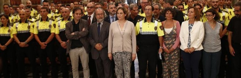 CSIF pide la dimisión de Ada Colau