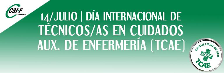CSIF-A reclama que se reconozca la labor de los auxiliares de enfermería tanto a nivel social como institucional