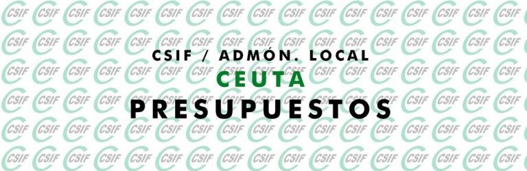 CSIF impugnará los presupuestos.