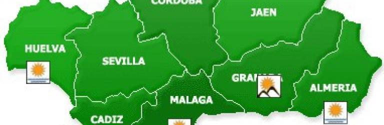 Residencias Tiempo Libre Andalucía