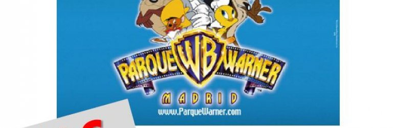 Excursión Parque Warner Madrid 20 de mayo